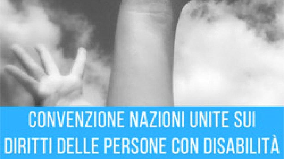 Commissione Onu sulla disabilità: giornate del 2 e 3 dicembre