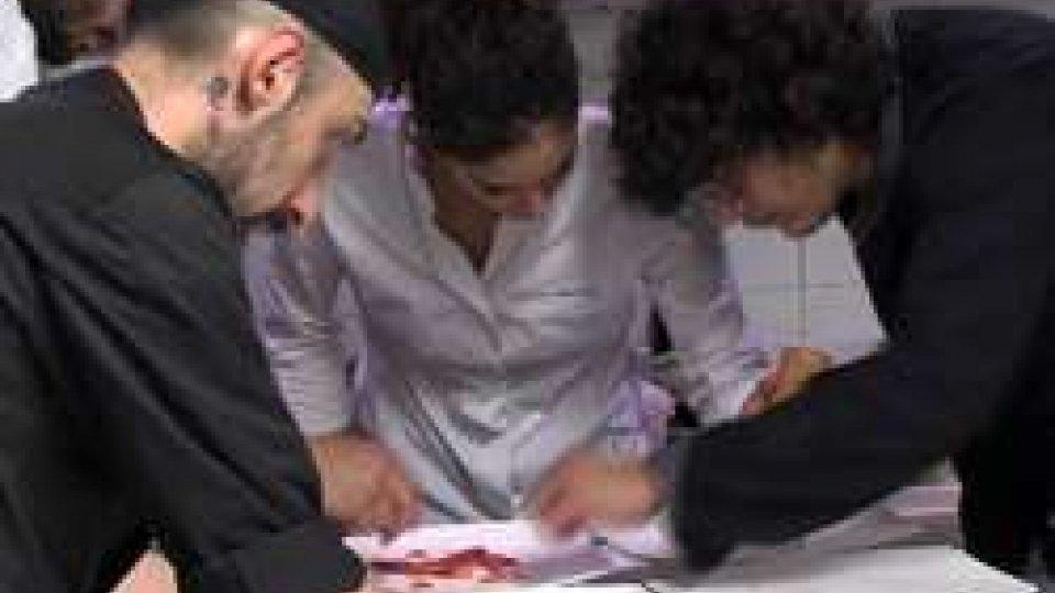 Battaglia culinaria tra futuri MAESTRI CUOCHI in cucina Taverna Righi