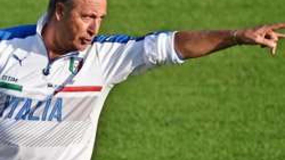 """Italia-Spagna. Ventura avanti col 3-5-2: """"Loro più forti rispetto all'Europeo""""Domani c'è Italia-Spagna. Ventura avanti col 3-5-2: """"Loro più forti rispetto all'Europeo"""""""