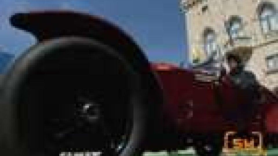 Mille Miglia a San Marino. Un appuntamento di prestigio per la freccia rossa e per la RepubblicaMille Miglia a San Marino. Un appuntamento di prestigio per la freccia rossa e per la Repubblica
