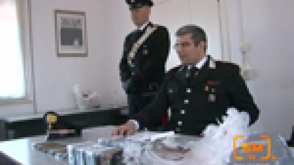 Arrestato a Cesena con oltre quattro chili di hashish