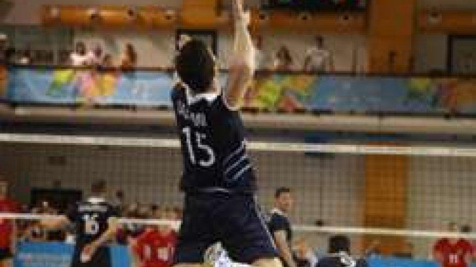 Volley: battuta l'Islanda gli uomini puntano la medaglia
