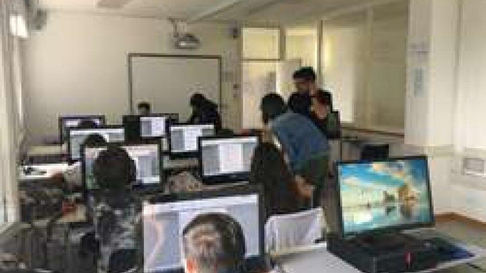 Disturbi specifici di apprendimento: studenti da tutta Italia per il campus di inglese e informatica dell'Università di San Marino