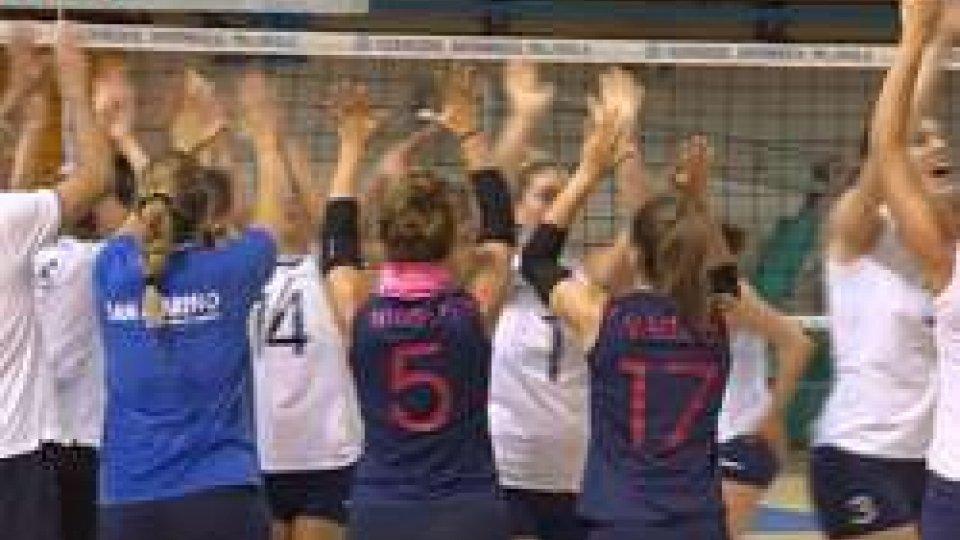 Nazionale sammarinese femminile di VolleyAlla Nazionale sammarinese femminile di Volley il Memorial Benvenuti