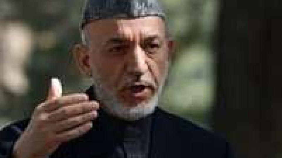 Afghanistan: presidenziali il 5 aprile 2014