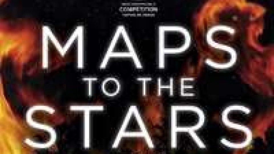 CARTINE O MAPPE delle STELLE nel cielo Hollywoodiano scritte da DAVID CRONENBERG