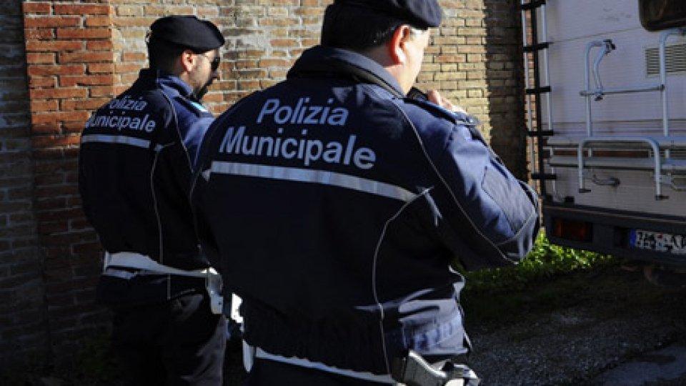 Foto repertorio @poliziamunicipalerimini.it