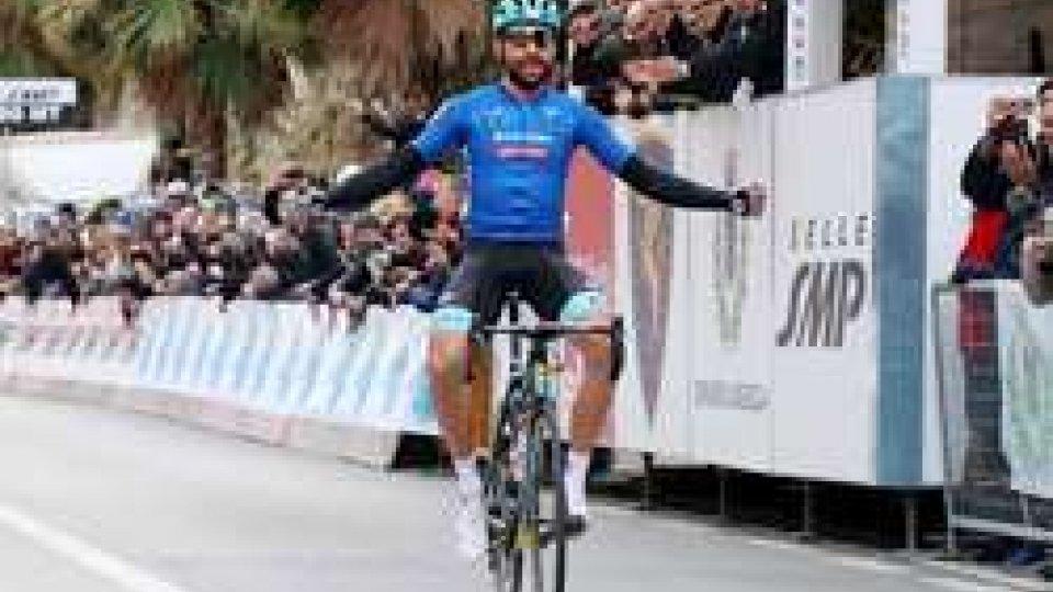 Moreno MoserMoreno Moser torna grande a Laigueglia
