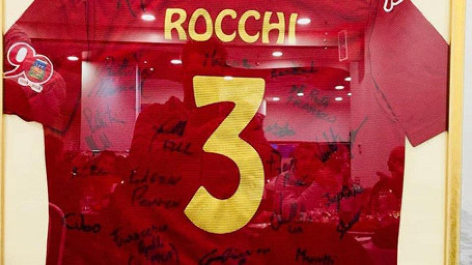AC Libertas[VIDEO] La Libertas ritira la maglia n. 3 di Daniele Rocchi