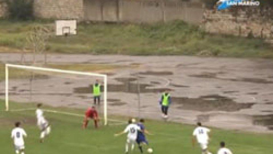 Moldavia - San Marino 1-0L'Under in Moldavia va vicina all'impresa