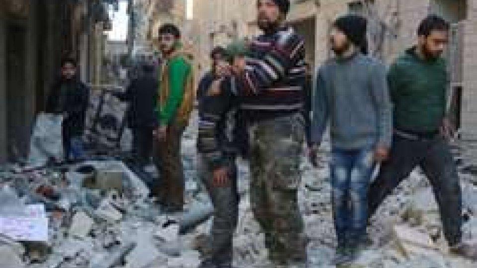 Siria: iniziato il cessate il fuoco deciso dall'accordo di Ginevra