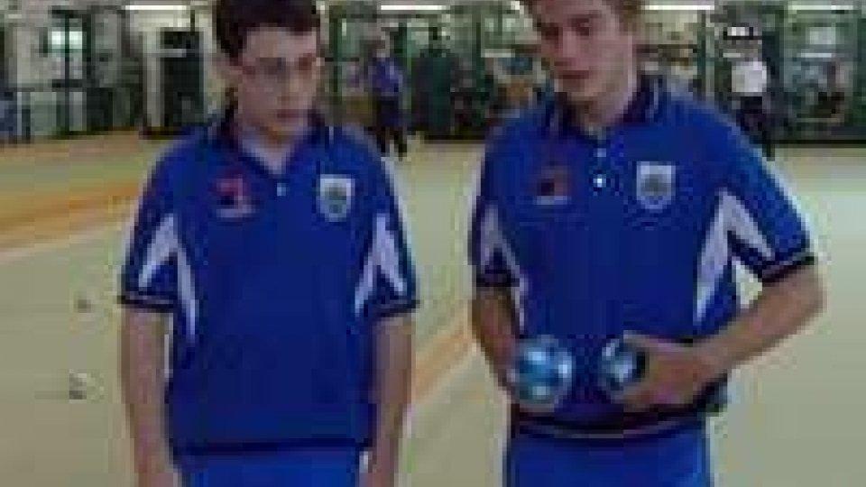 Europei di Bocce, San Marino si qualifica per il secondo turno