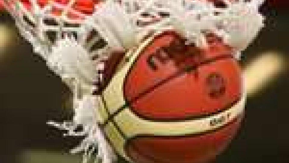 San Marino - Basket: la Dado San Marino batte il San Patrignano