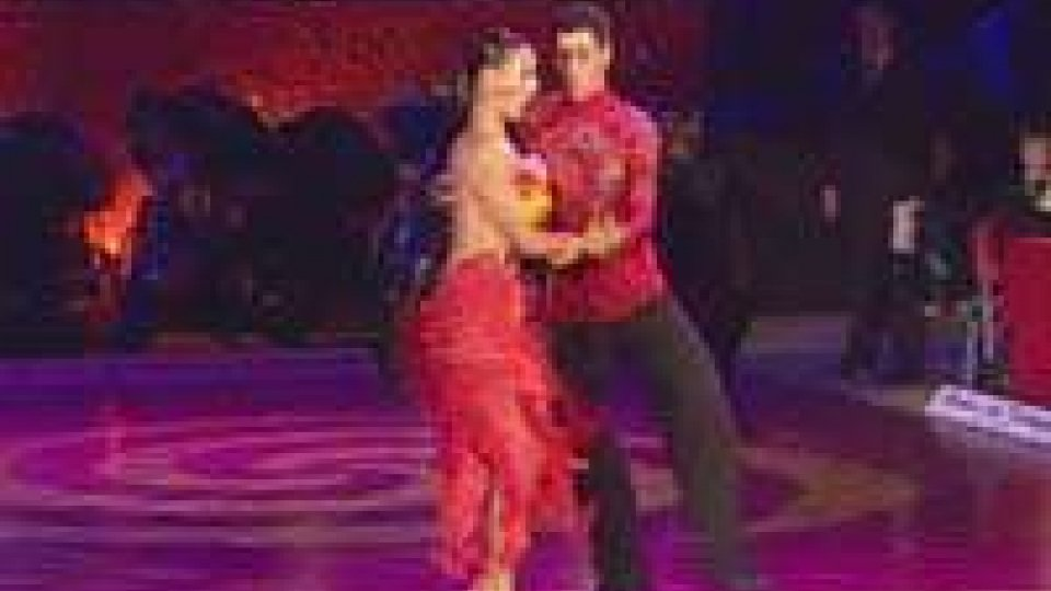 Campionato del Mondo Danze Latino Americane