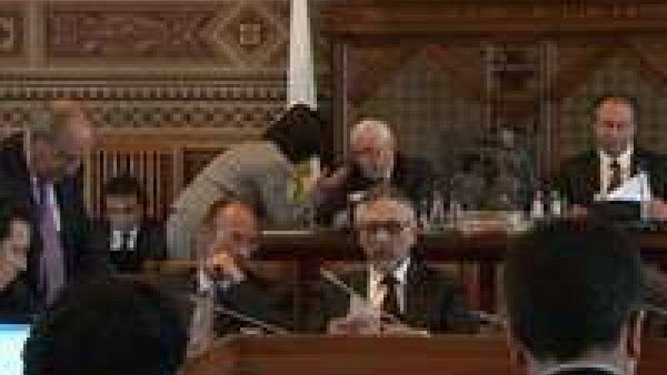 San Marino - Consiglio, terminata la seduta su Carisp