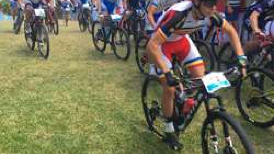 Dalla Mountain Bike arriva un bellissimo Oro a squadre