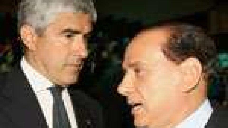 Berlusconi continua a corteggiare l'Udc