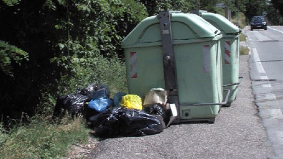 Cassonetti per i rifiutiIn due relazioni tutti i numeri sui rifiuti, entro il 2019 porta a porta in tutti i Castelli