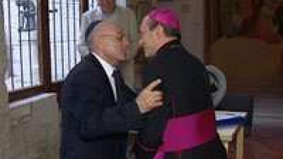 San Marino: Morganti, commozione per l'incontro tra le tre religioni monoteiste