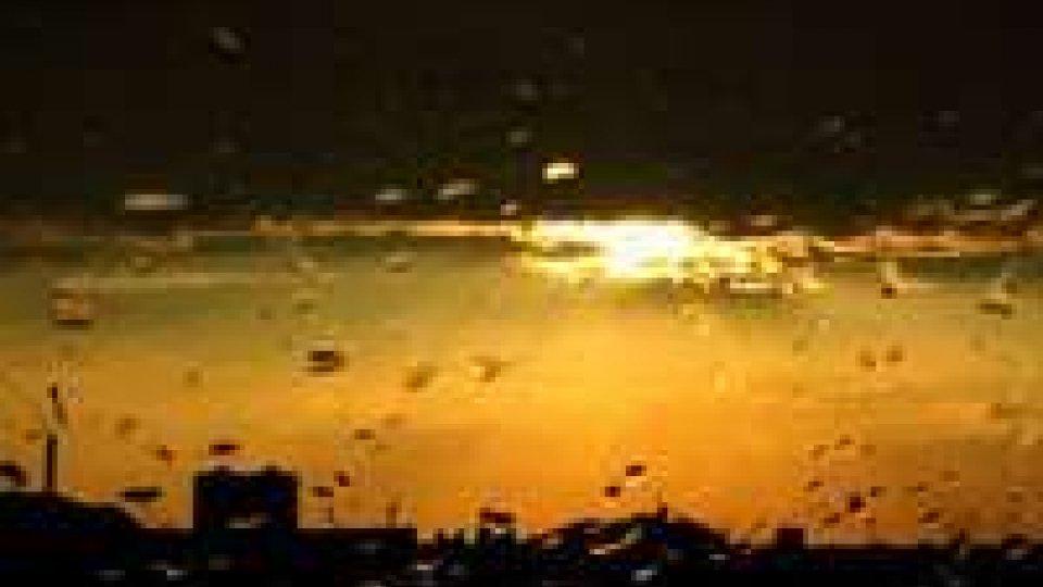 Nubifragio e grandine nel pomeriggio, ma da venerdì torna il gran caldo.
