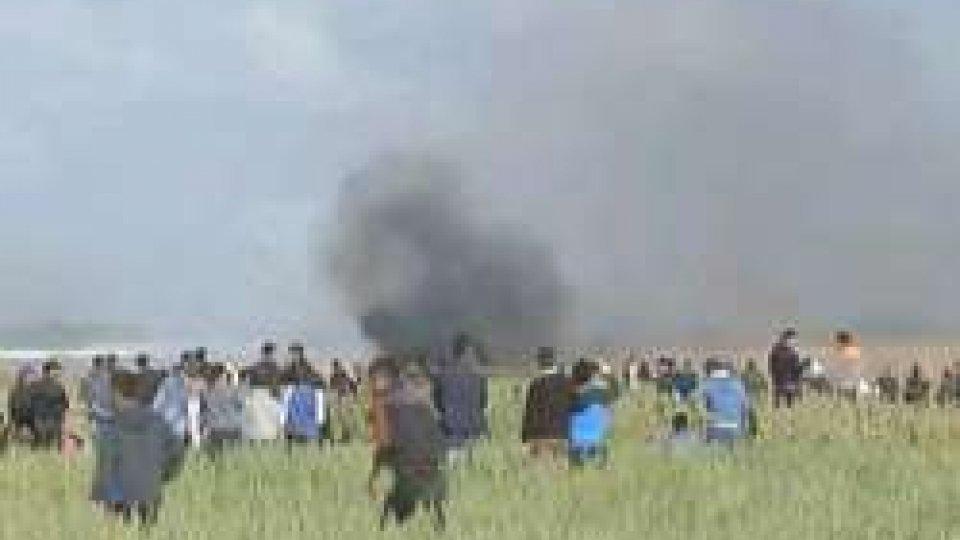 i manifestantiGaza: oggi giornata di lutto nazionale per i palestinesi