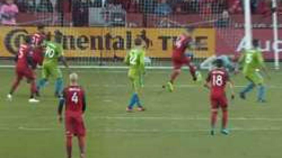 MLS: Giovinco ko, KC batte Atlanta e le ruba la vettaMLS: Giovinco ko, KC batte Atlanta e le ruba la vetta