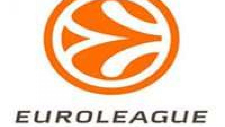 Eurolega: stasera si assegnano gli ultimi due posti per le Top 16