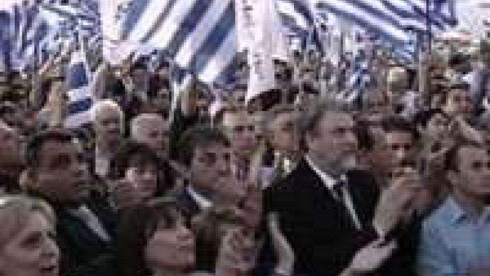 Domenica di voto in Grecia