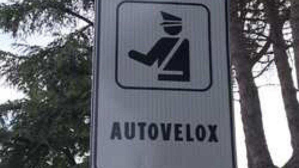 Autovelox: al vaglio dell'Ufficio progettazione 4 nuove installazioni