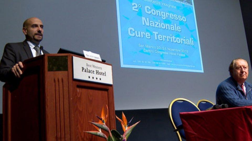 """Il Congresso Nazionale Cure TerritorialiSerravalle: al via, all'Hotel Palace, il II """"Congresso Nazionale Cure Territoriali"""""""