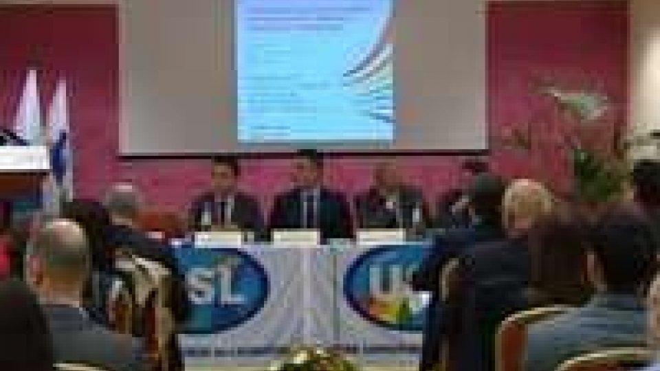 Primo congresso per la federazione servizi e commercio dell'USL