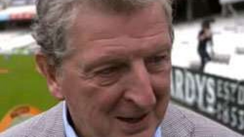 "Roy HodgsonRoy Hodgson: ""Per San Marino potrei convocare i giocatori di Cricket"""