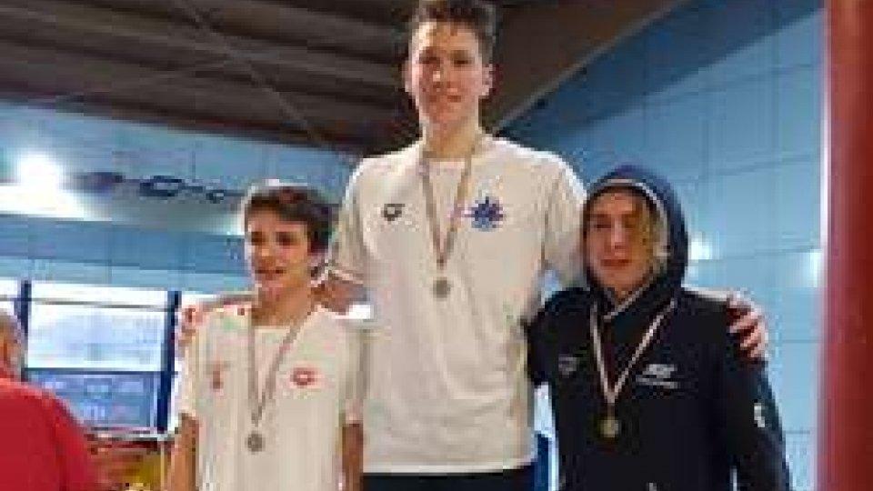 Gens Aquatica - Di ritorno dalle Finali dei Campionati Regionali