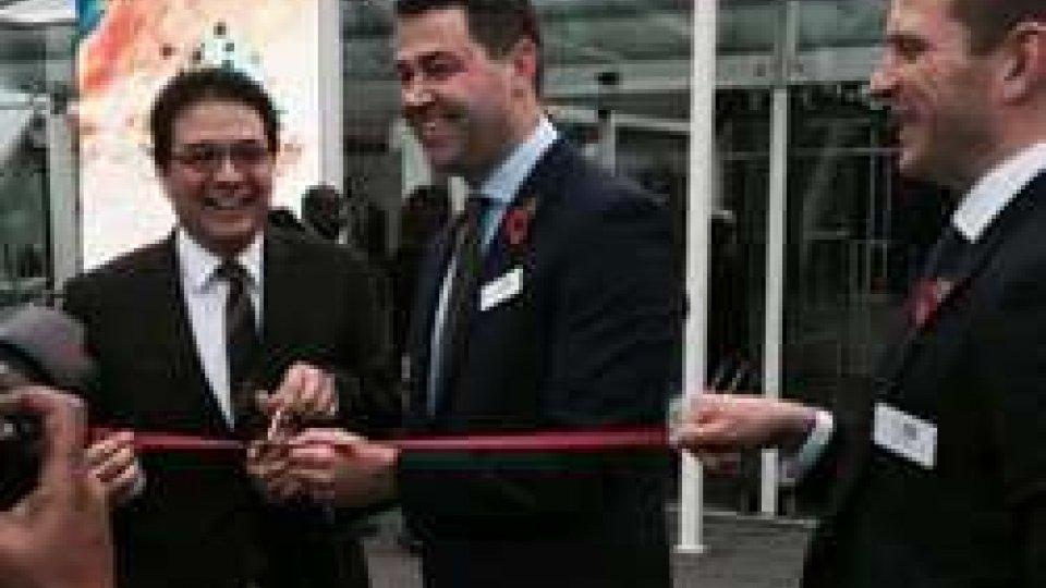 Il Segretario Lonfernini a Londra per il World Travel Market