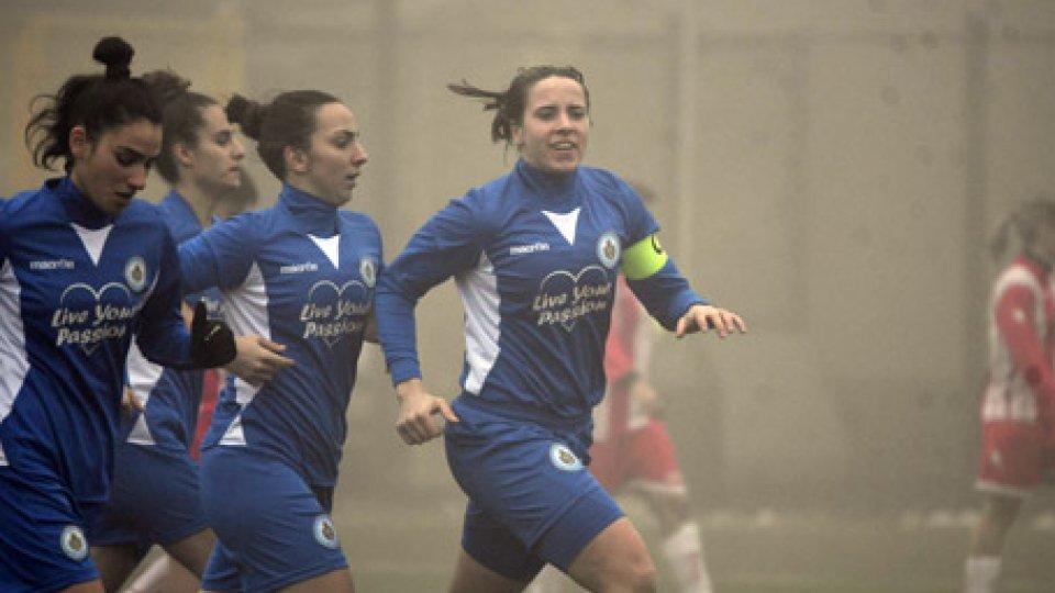 @fsgcFemminile: successo per la San Marino Academy, 5-0 al Real Bellante