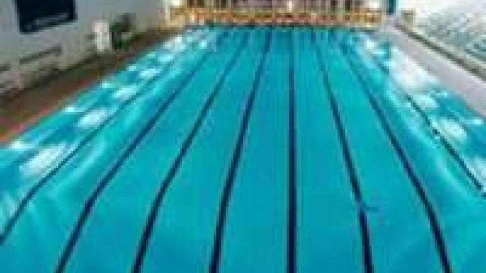 Nuoto, al via il meeeting del Titano
