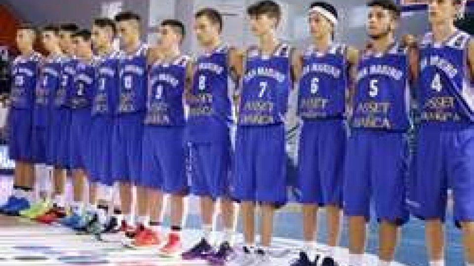 La nazionale sammarinese under 16