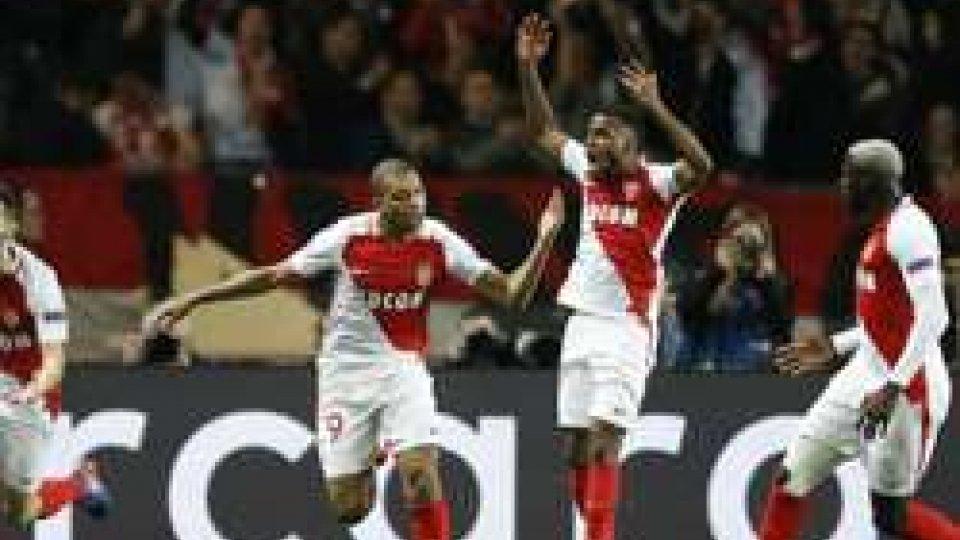 Monaco - Manchester CityColpo Monaco che elimina il Manchester City