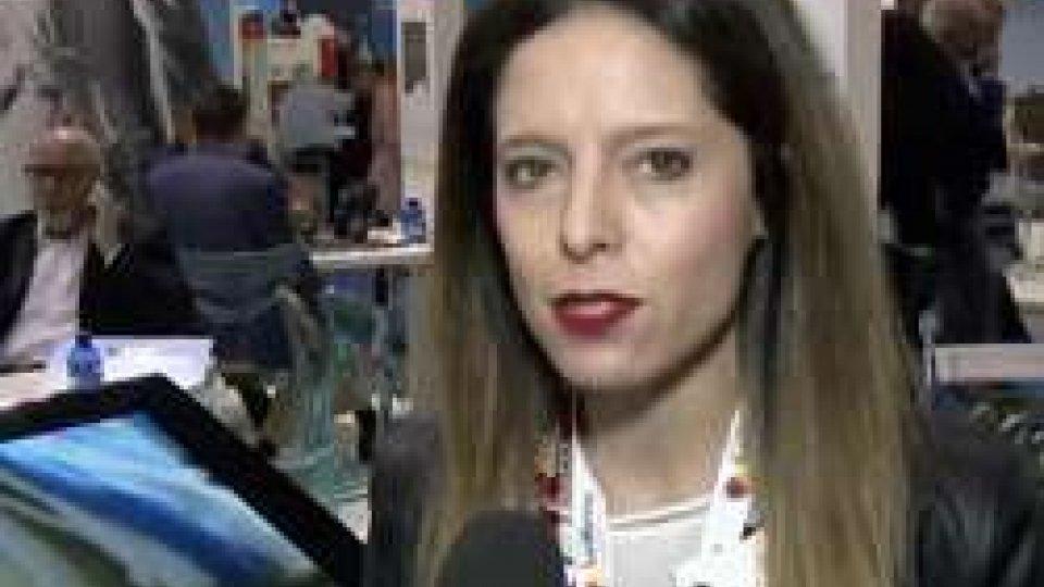 """Nicoletta Corbelli, Dirigente Ufficio TurismoSan Marino alla BIT di Milano perché """"immaginarla non basta"""""""