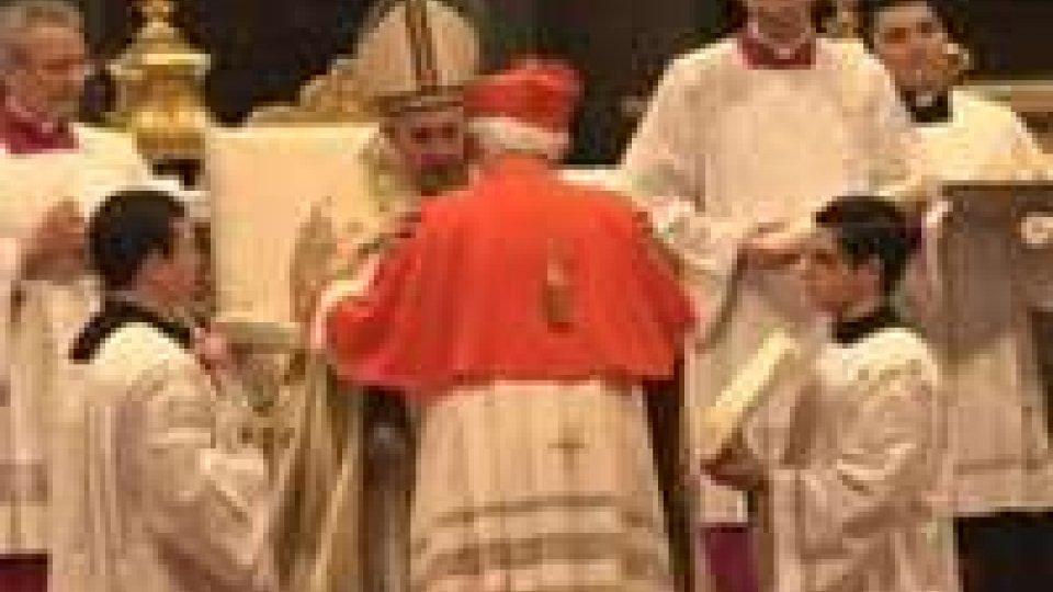 Papa Francesco crea 20 nuovi cardinali, tra questi Edoardo Menichelli, Arcivescovo di Ancona-OsimoPapa Francesco crea 20 nuovi cardinali, tra questi Edoardo Menichelli, Arcivescovo di Ancona-Osimo