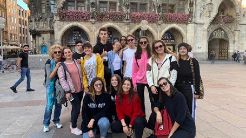 FUSP: Misano, il Liceo San Pellegrino studia anche a Monaco