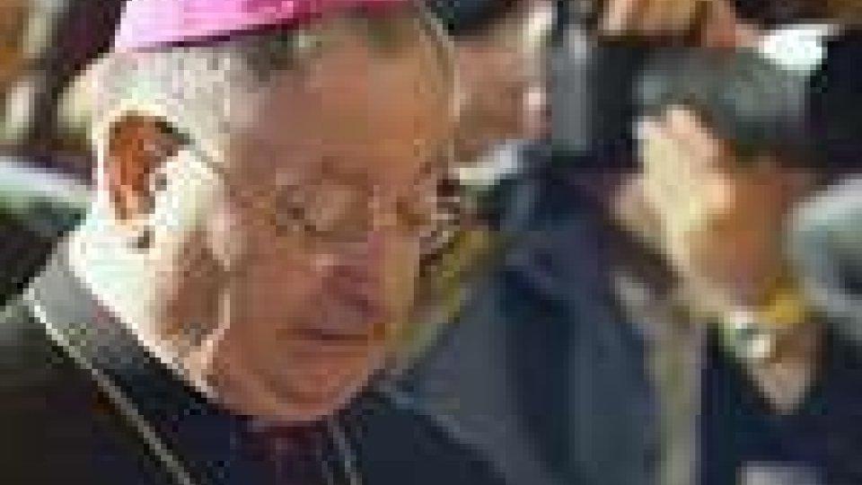 Monsignor Giuseppe Bertello presidente del Governatorato vaticano