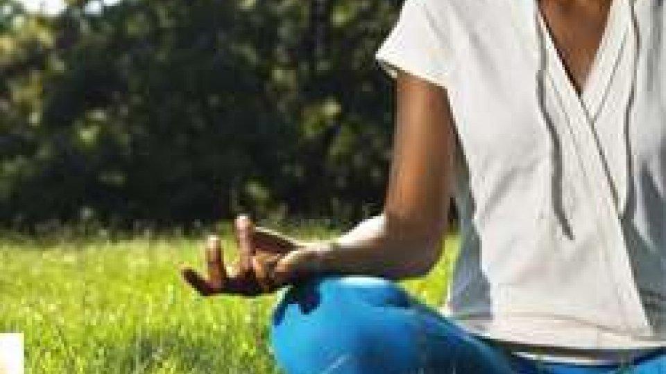 Yoga all'Aperto al Sacello del Santo