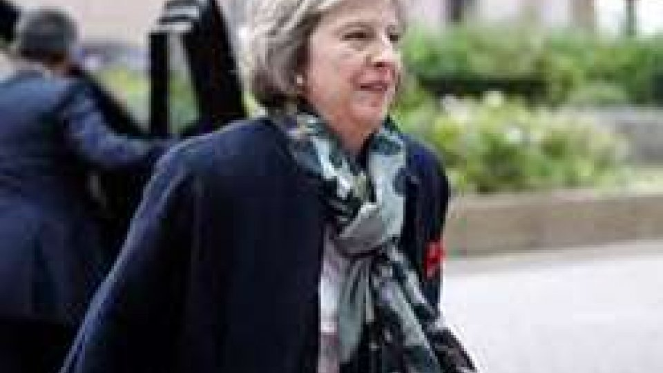 Brexit: May respinge linee guida dell'Ue