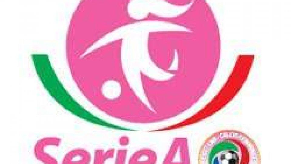 Calcio Femminile: al via la serie A, i risultati