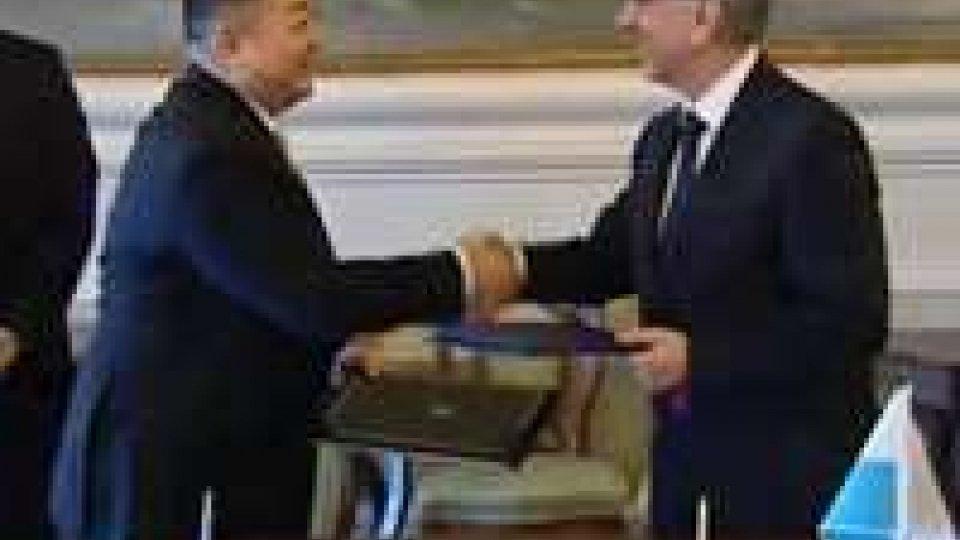 Memorandum San Marino-MongoliaMemorandum San Marino-Mongolia