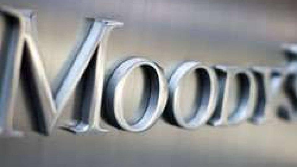 Moody's, crescita Italia appena sopra l'1% nel 2016