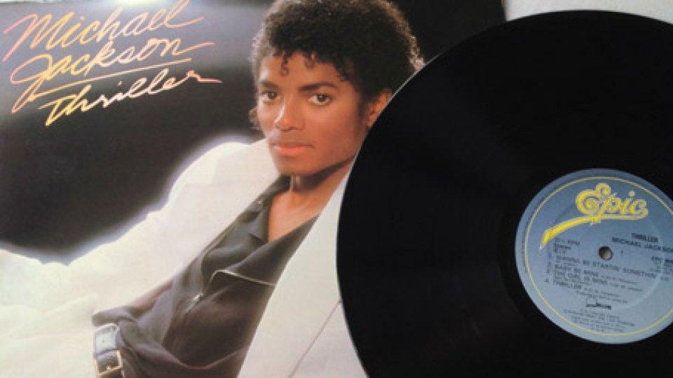 L'album Thriller