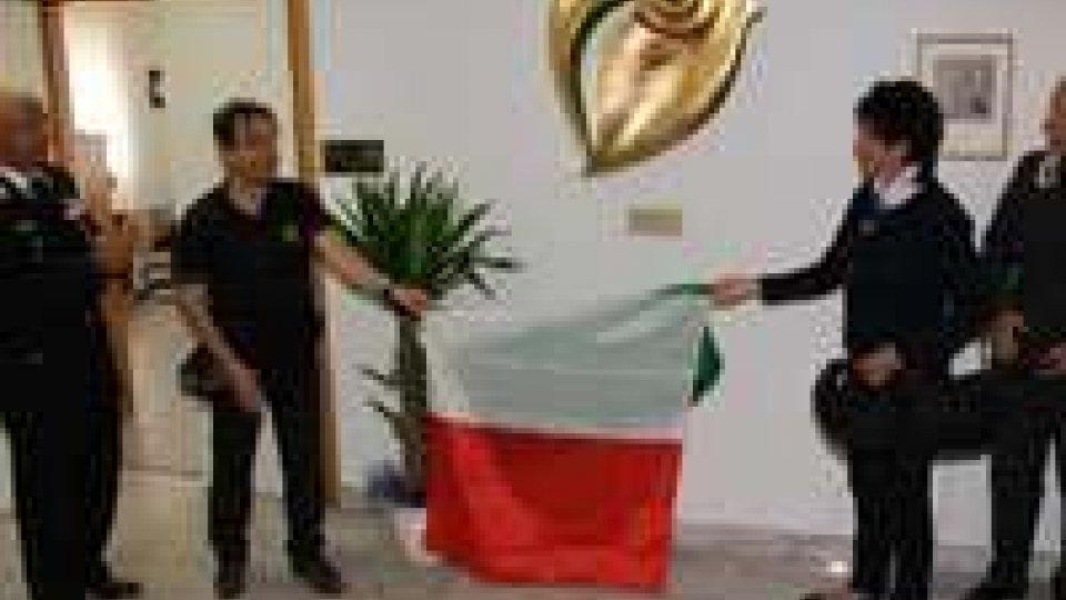 Bicentenario Carabinieri, l'artista Stefano Roselli dona un'opera all'arma
