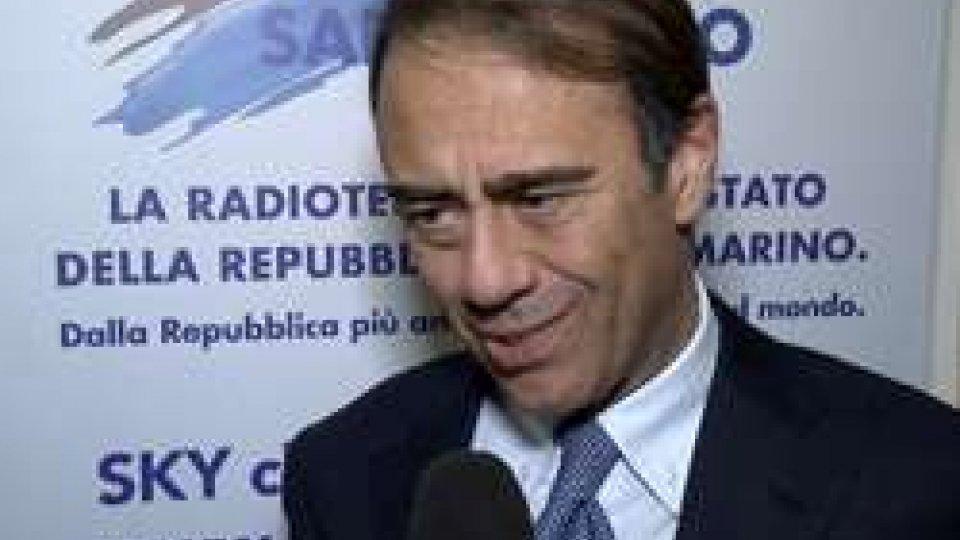 """Andrea CanginiAndrea Cangini, Candidato Forza Italia: """"Portare il caso Marche all'attenzione del Paese"""""""